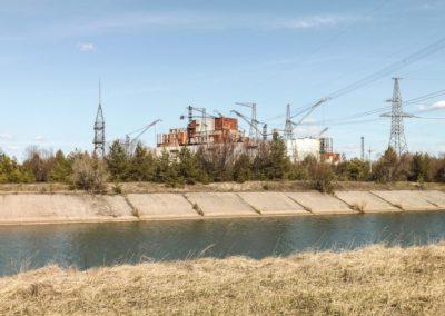 Černobylská jaderná elektrárna - 5. a 6. blok