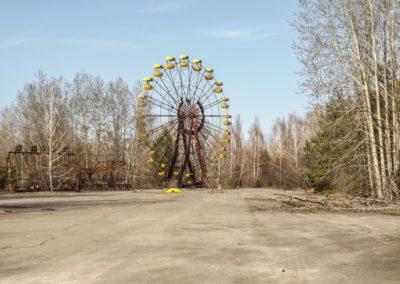 Město Pripjať - Lunapark