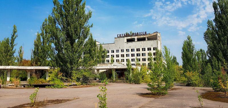 Dvoudenní zájezd do Černobylu